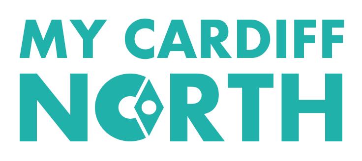 My Cardiff North wordmark