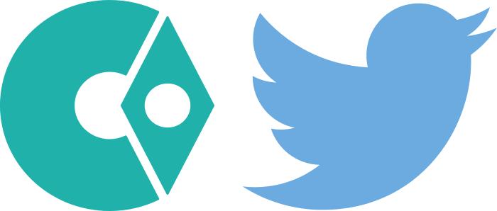 My Cardiff North / Twitter logo