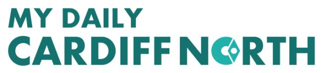 My Daily Cardiff North logo