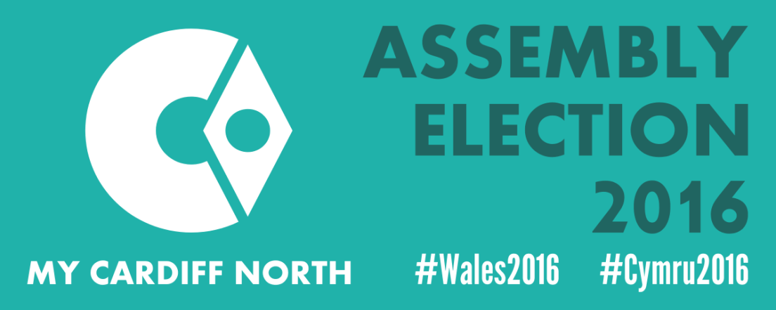 Assembly election banner graphic