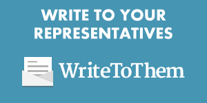 Write To Them logo