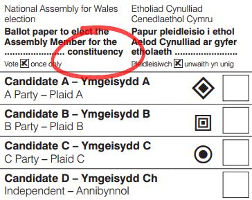 ConstituencyBallot