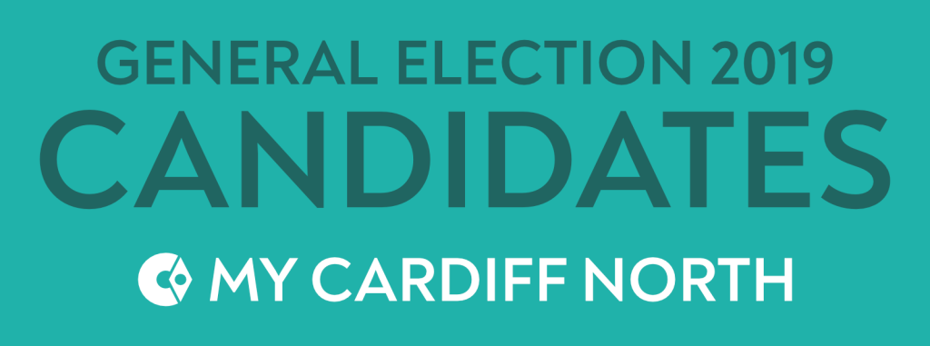 General Election 2019 Candidates banner